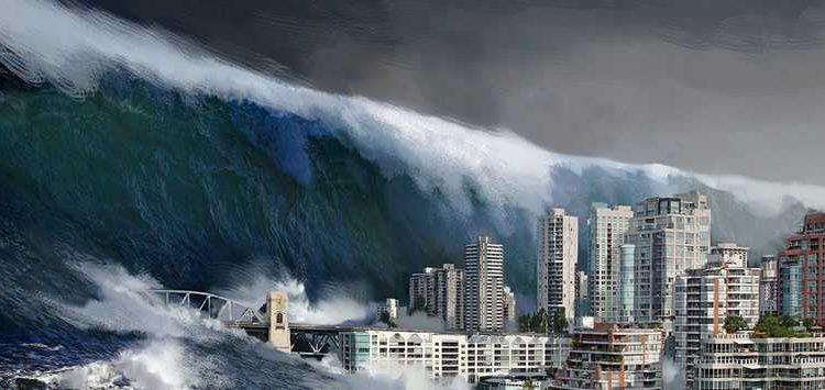 Tremblement de terre en Californie : Los-Angeles disparaîtra sous la mer