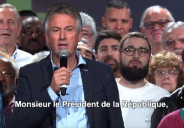 Algérie: 500 pasteurs interpellent Emmanuel Macron
