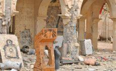 IRAK : DEUX EGLISES VONT ETRE RECONSTRUITES A MOSSOUL