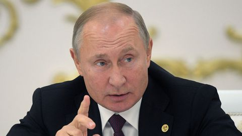 VLADIMIR POUTINE DIT NON AU MARIAGE HOMOSEXUEL EN RUSSIE