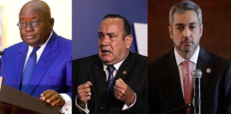 Coronavirus : Plusieurs présidents se tournent vers Dieu pour combattre cette pandémie