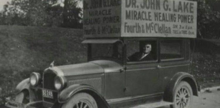 Coronavirus: John G. Lake un modèle de foi pour vaincre cette pandémie