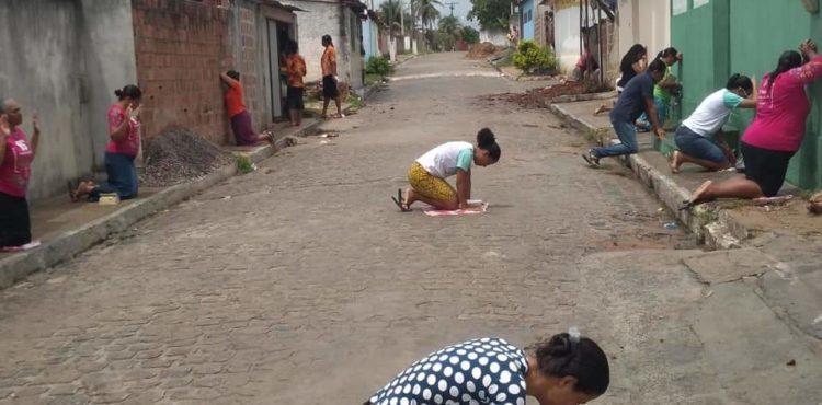 Brésil : le covid 19 oblige à la prière