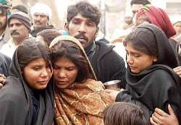 PAKISTAN : les chrétiens sont privés d'aide alimentaire en période de confinement à cause de leur foi.