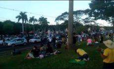 Brésil : Acte prophétique de prière contre le coronavirus.