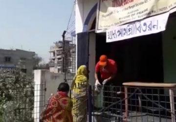 Inde : Un pasteur vient en aide aux familles sans ressources suite au confinement