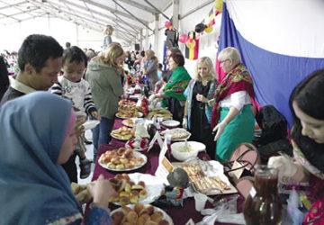 UKRAINE : Une organisation chrétienne a livré de la nourriture aux juifs confinés en raison du covid19.