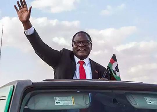Malawi : Un pasteur a été élu président de la république