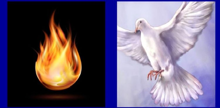 Pentecôte : Dans l'attente de la pierre de faîte
