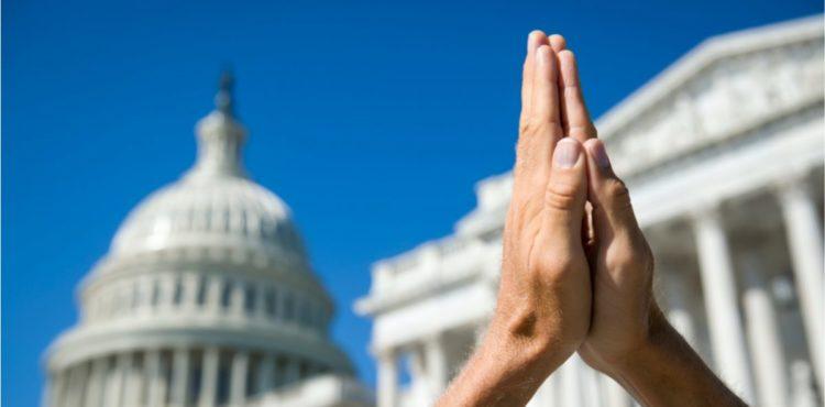 USA : DES DIZAINES DE MILLIERS DE CHRETIENS RASSEMBLES A WASHINGTON