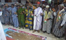 Côte d'ivoire/ plusieurs chefs de terre ont prié pour la paix en côte d'ivoire