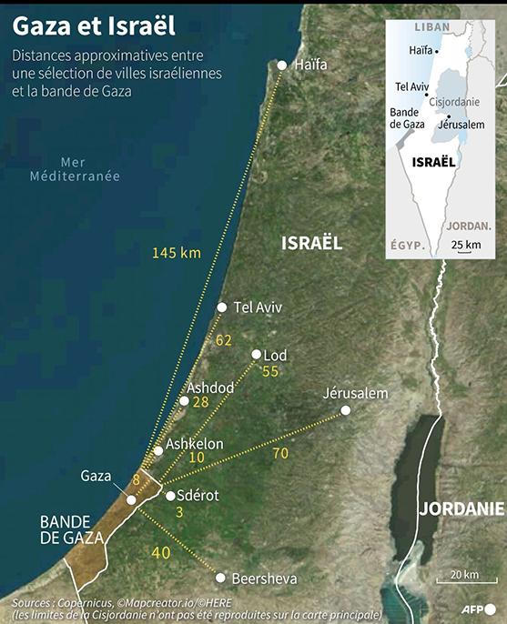 Bande de Gaza sera inhabitée