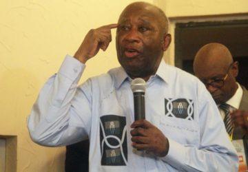 CÔTE D'IVOIRE : LE PRESIDENT LAURENT GBAGBO DE RETOUR A L'EGLISE CATHOLIQUE