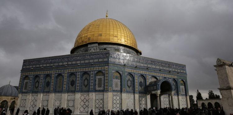 ISRAEL/  EN PRELUDE DE LA BATAILLE DE JERUSALEM : ''AL AQSA EST LA PROPRIETE EXCLUSIVE DES MUSULMANS'' (PARTI RA'AM)