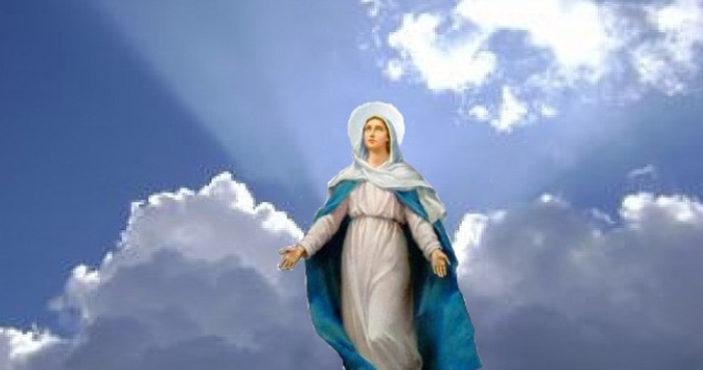 Assomption de Marie / VOICI TOUTE LA REVELATION SUR LA FEMME D'APOCALYPSE 12